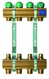Grindinio šildymo reg. kol. 71A-10; žiedų skaičius 10; ilgis 500 mm
