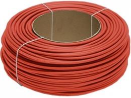 Solar kabelis KBE Solar DB EN 50618 6,00 mm2 Q H1Z2Z2-K 100 metrų raudonas