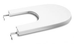 MERIDIAN Bidė dangtis Compact, su nerūdijančio plieno lankstais