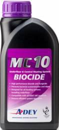 Šildymo/ vėsinimo sistemų apsauga nuo bakterijų/ grybelių veisimosi Biocide Adey MC10, 500ml
