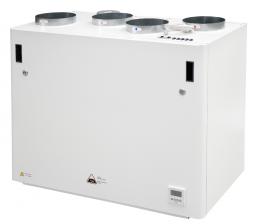 Rekuperatorius ENSY AHU-700BH/1, vertikalus, dešinės p., 840m³/h su integr. valdymu