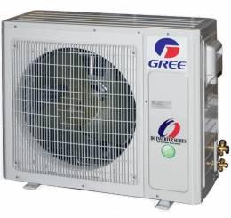 Išorinė šilumos siurblio oras/vanduo dalis Gree Versati II, 8,5 kW