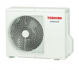 Išorinė inverter split tipo dalis Toshiba SHORAI  (R32 freonas) 0.80~4.10/0.90~5.30 kW