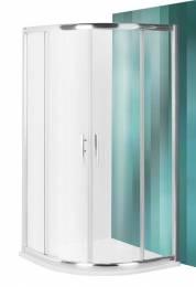 Dušo kabina PXR2N/900, prof. brilant, stikl. chinchilla