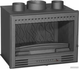 Ketinis židinio įdėklas Invicta Compact 520 C Turbo, su ventiliatoriumi (6674.94)
