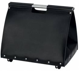 Odinė juoda malkinė Comex 50.046N, H-50cm