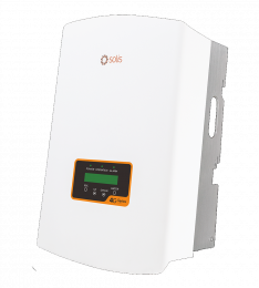 Inverteris Solis 3P 4G 8 kW trifazis, du MPP žiedai, 98,1% efektyvumas