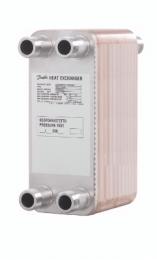 Danfoss šilumokaitis XB 10-2 C 56/56
