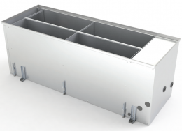 Įleidžiamas grindinis konvektorius FC 280x42x45