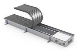 Įleidžiamas grindinis konvektorius FC 200x22x9