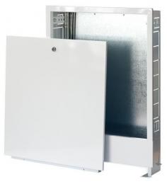 Uponor Vario įleidžiama spintelė PT 952x123 mm/iki 13 šakų