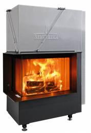 Plieninis židinio ugniakuras Spartherm Premium V-2L-80h, ø250 mm