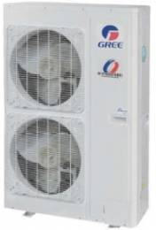 Išorinė šilumos siurblio oras/vanduo dalis Gree Versati II+, 13.6/13.0 kW
