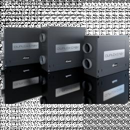 Rekuperatorius Duplex 400 EASY 430 m³/h (Automatika, Bypass, apsauga nuo šalčio) su CPA valdymo pultu
