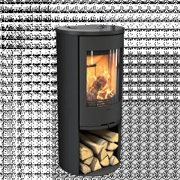Krosnelė CONTURA C510:2 Style, juodos spalvos, stiklinis viršus (798967,998552,803325)