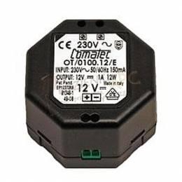 Electra maitinimo šaltinis, 230/12 VDC 1A ( max. 5 maišytuvai)