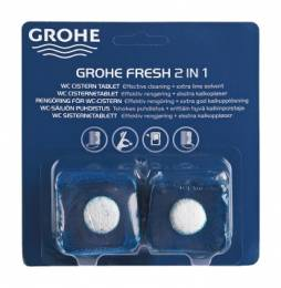 Grohe Fresh tabletės (kompl. 2 vnt.)