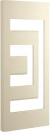 Radiatorius Irsap Dedalo, 900x498 mm, smėlio spalvos