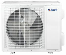 Išorinė split tipo dalis Gree Change Nordic 2,6/2,8 kW