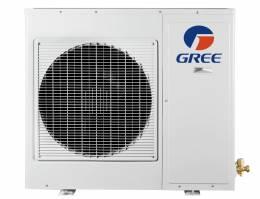 Išorinė split tipo dalis Gree Lomo Eco inverter R32 4,6/5,0 kW