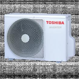 Išorinė inverter split tipo dalis Toshiba Optimum  (R32 freonas) 2,5/3,2 kW