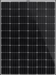 Saulės modulis Aleo X63 333W 19,00% Mono Perc 1716*1023*42