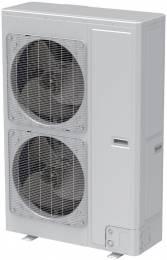 Universali split tipo inverter oro kondicionieriaus U-Match išorinė dalis 16,0/16,5 kW, R32