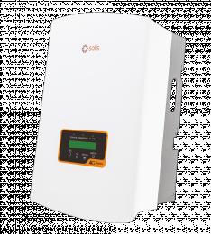 Inverteris Solis 3P 4G 20 kW trifazis, du MPP žiedai, 98,1% efektyvumas