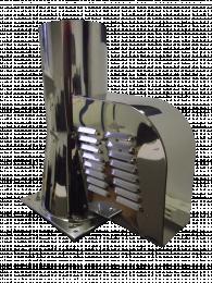 Slėgio generatorius GCK200-CHsu Ventiliatoriaus apsukų el. reguliatorium RO