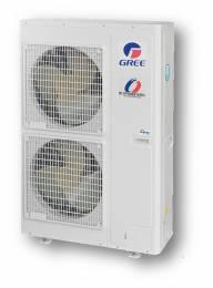 Išorinė šilumos siurblio oras/vanduo dalis Gree Versati II, 15,5 kW
