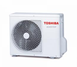 Išorinė inverter split tipo dalis Toshiba Haori (R32 freonas) 2,5 / 3,2 kW