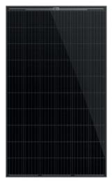 Saulės modulis Aleo X83 325W 18,50% Mono Perc 1716*1023*42 full black
