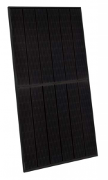 Saulės modulis Jinko Tiger Mono Facial 120 (2*60) 345W 19,82% P type Mono Full black