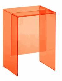 Kartell by LAUFEN Kėdutė Max-Beam 465x330 mm, spalva oranžinė