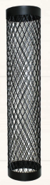 Dažytas tinklas apie pirties dūmtraukį d.210, L-1m