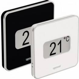 Uponor Smatrix Base termostatas + drėg. daviklis Style T-149 Bus baltas