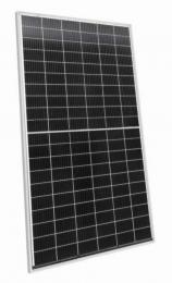 Saulės modulis Jinko Tiger Mono Facial 120 (2*60) 375W 20,55% P type Mono, juodas rėmelis