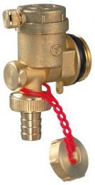 """Galinė sekcija kolekt. su automatiniu nuorintoju ir drenažo ventiliu G1"""""""
