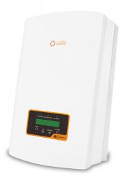 Inverteris Solis 1P 4G 3,0 kW vienfazis, du MPP žiedai, 97,1% efektyvumas