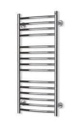 Varinis rankšluosčių džiovintuvas EV1557KL, chromuotas