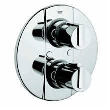 Grohtherm 2000+ potinkinio vonios/dušo termostato virštinkinė dalis