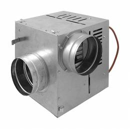 Karšto oro ventiliatorius  400 m3/val