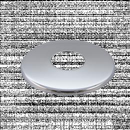 Apdailos dangtelis D75, vid. skersmuo 27 mm, chromas