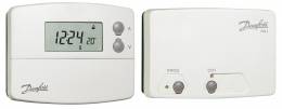 Programuojamas patalpos termost. TP5001-RF+RX-1 (24 val. ir 5d./2d., baterijų energija, radio bangomis) (087N791401)