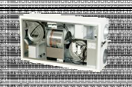 Rekuperatorius ENSY AHU-400HV palubinis rotacinis kair. vert. 400 m³/h su integr. valdymu