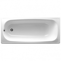 Plieninė vonia Jika Riga, 140 x 70 cm