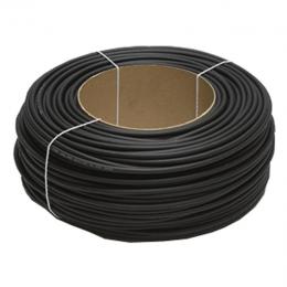 Solar kabelis KBE Solar DB EN 50618 6,00 mm2 Q H1Z2Z2-K 100 metrų juodas