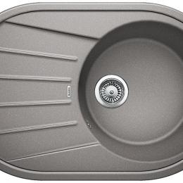 Plautuvė BLANCOTAMOS 45 S, 780x500 mm, aliuminio metalinė spalva