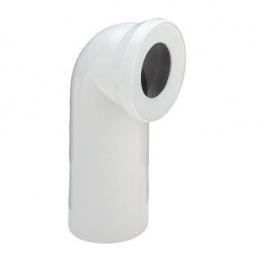 Viega WC pajungimo alkūnė 90*, 110 mm
