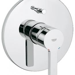 Lineare potinkinio vonios/dušo maišytuvo virštinkinė dalis